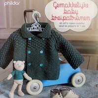 Gemakkelijke baby breipatronen (ISBN 9782848316949)