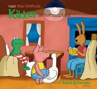 Kikker en het slaapfeest - M. Velthuijs (ISBN 9789025875640)