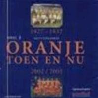 Oranje Toen en Nu - 3 - Matty Verkamman (ISBN 9789090178097)
