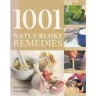1001 natuurlijke remedies - Laurel Vukovic (ISBN 9789054666257)