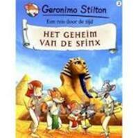 Het geheim van de sfinx - Geronimo Stilton (ISBN 9789054615750)