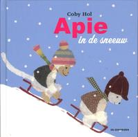 Apie in de sneeuw - Coby Hol (ISBN 9789058387172)