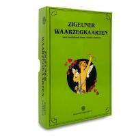 Zigeuner Lenormand waarzegkaarten set - A. Zwitser (ISBN 9789073140264)
