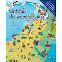 Ontdek de wereld - Atlas voor kinderen - Unknown (ISBN 9789078756002)
