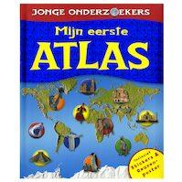Jonge onderzoekers mijn eerste atlas (ISBN 9789036629270)