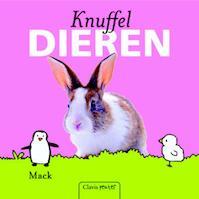 Knuffeldieren - Mack (ISBN 9789044809725)