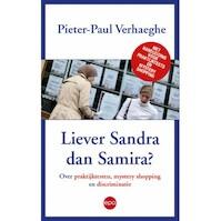 Liever Sandra dan Samir - Pieter-Paul Verhaeghe, Koen Van der Bracht (ISBN 9789462670877)