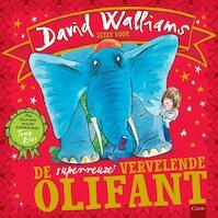 De superreuzevervelende olifant - David Walliams (ISBN 9789044822601)