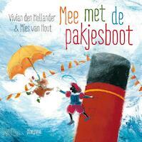 Mee met de pakjesboot - Vivian den Hollander (ISBN 9789021672229)