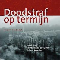 Doodstraf op termijn - H. Piersma (ISBN 9789057304422)