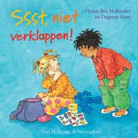 Ssst, niet verklappen! - Vivian den Hollander (ISBN 9789047501282)