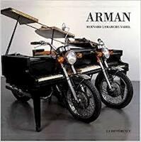 ARMAN - Bernard Lamarche-Vadel (ISBN 2729111875)