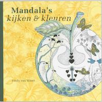 Mandala's - kijken en kleuren - F. van Weert (ISBN 9789073798908)