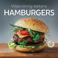 Waanzinnig lekkere hamburgers - Sandra Mahut (ISBN 9789044746518)