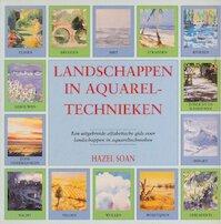 Landschappen in aquareltechnieken - Hazel Soan (ISBN 9789057640889)
