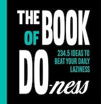 The Book of Do-ness - Sara van de Ven (ISBN 9789063694517)