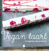 Vegan taart - Audrey Fitzjohn (ISBN 9789023015390)