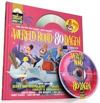 De wereld rond in 80 dagen - Paul Wauters, Koen Brandt (ISBN 9789079040469)