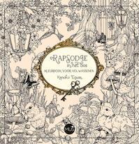 Rapsodie in het bos - Kanoko Egusa (ISBN 9789045322308)