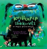 Kwallenpap & slakkenvla - Marianne Busser, Ron Schröder (ISBN 9789048838783)
