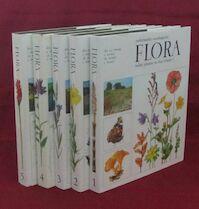 Nederlandse oecologische flora [5 delen compleet] - E.J. Weeda, R. Westra