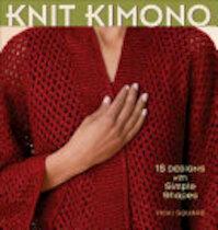 Knit Kimono - Vicki Square (ISBN 9781931499897)