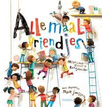 Allemaal vriendjes - Ron Schröder, Marianne Busser (ISBN 9789048845071)