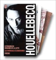 Michel Houellebecq Coffret en 3 volumes : Extension du domaine de la lutte ; Les - Michel Houellebecq (ISBN 9782277601715)
