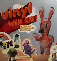 Vinyl Will Kill! [Book, Poster & Cards] - Jeremy (ISBN 9789889706500)
