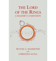 Lord of the Rings: A Reader's Companion - Wayne G Hammond (ISBN 9780007556908)