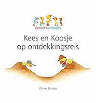 Kees en Koosje op ontdekkingsreis - Olivier Dunrea (ISBN 9789462291324)