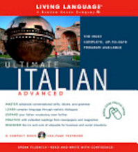 ULTIMATE ITALIAN ADVANCED (PACK) - Living Language Staff (ISBN 9781400020669)