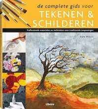 De complete gids voor tekenen en schilderen (ISBN 9789089985972)