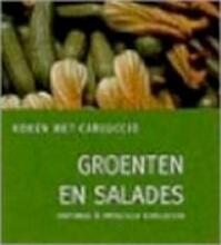 Groenten en salades - Antonio Carluccio, Priscilla Carluccio, Jacques Meerman (ISBN 9789060975022)