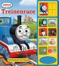 Treinenrace (ISBN 9789089413840)