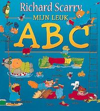 Mijn leuk ABC - Richard Scarry (ISBN 9789024372669)