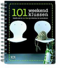 101 weekendklussen - M. van Der Pauw (ISBN 9789057671951)