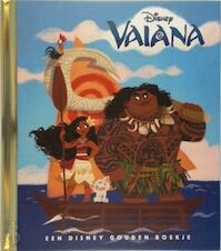 Vaiana, Gouden Boekje - (ISBN 9789047622895)