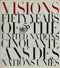 Vision fifty years of the United Nations (ISBN 9780688143138)