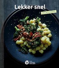 Lekker snel - Annie Houtmeyers, Hilde Jammaers, Sabine Lambrechts (ISBN 9789491395130)