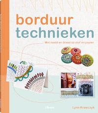 Borduurtechnieken - Lynn Krawczyk (ISBN 9789463590655)