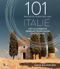 101 mooiste plekken van Italie - Saskia Balmaekers (ISBN 9789401603546)
