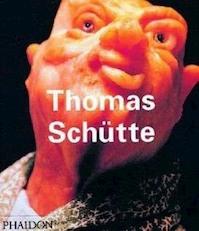 Thomas Schütte - Julian Heynen (ISBN 9780714837147)