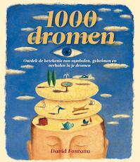 1000 dromen - David Fontana (ISBN 9789049107956)