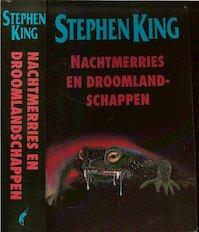 Nachtmerries en droomlandschappen - Stephen King, Frank de Groot (ISBN 9789024514922)