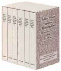 Aus dem Bleistiftgebiet. Ausgabe in sechs Bänden - Robert Walser (ISBN 9783518067000)
