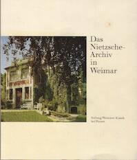 Das Nietsche-Archiv in Weimar - Caroline Gille (ISBN 3446199535)