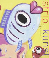 Strip en kunst - G.J. Pos, M. Plusquin (ISBN 9789089100344)