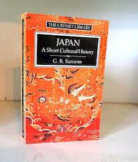 Japan: A Short Cultural History - G.B. Sansom (ISBN 9780091704315)