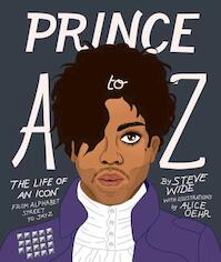 Prince A to Z - Steve Wide (ISBN 9781925418385)